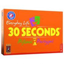 30 Seconds Everyday Life Spellen & vrije tijd Multicolor Karton