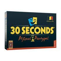 30 Seconds Vlaanderen Spellen & vrije tijd Multicolor Karton