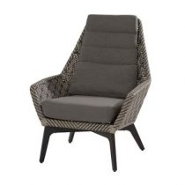 4 Seasons Outdoor Savoy Loungestoel Tuinmeubelen Beige