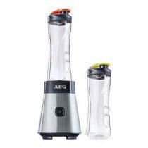 AEG SB2500 PerfectMix Blender to go Keukenapparatuur Zilver Kunststof