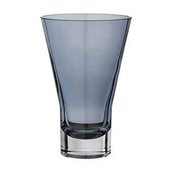 AYTM Spatia Vaas Woonaccessoires Blauw Glas