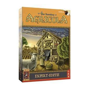 Agricola Expert-editie Bordspellen Multicolor Karton