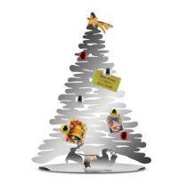 Alessi Bark for Christmas Kerstdecoratie Kerstassortiment Zilver RVS
