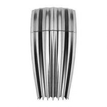 Alessi Grind Zout- of Pepermolen Peper & zoutmolens Zilver Aluminium