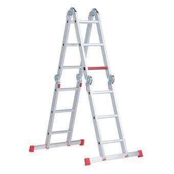 Altrex Varitrex Plus Vouwladder Ladders & trappen  Aluminium