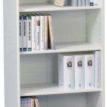0.00 - Anika open Boekenkast M - Wit - Kasten