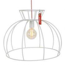 Anne Lighting Crinoline Hanglamp Verlichting Wit Staal