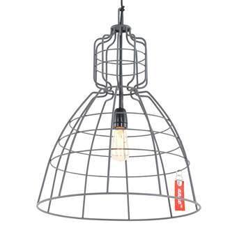 Anne Lighting Mark III Hanglamp Verlichting Grijs Staal