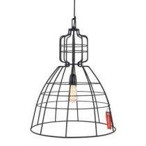 Anne Lighting Mark III Hanglamp Verlichting Zwart Staal