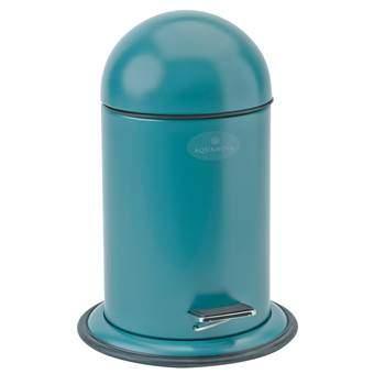 Aquanova Ona Pedaalemmer 3 L Afvalemmers Blauw Staal