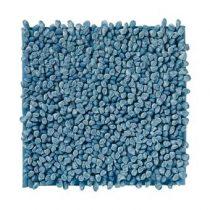Aquanova Rocca Badmat 60 x 60 cm Badtextiel Blauw Katoen