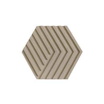 Areaware Table Tile Concrete Onderzetter Tafelpresentatie Grijs Beton