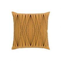 Arper Lines Kussen 45 x 45 cm Woonaccessoires Oranje Textiel
