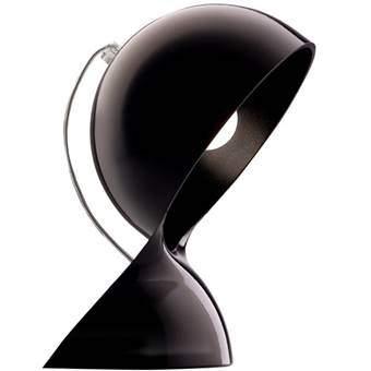 Artemide Dalu Tafellamp Verlichting Zwart Kunststof