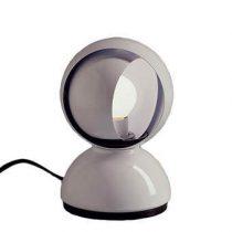 Artemide Eclisse Tafellamp Verlichting Grijs Aluminium