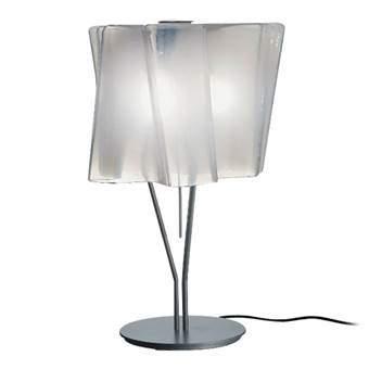 Artemide Logico Mini Tafellamp Verlichting Wit Glas