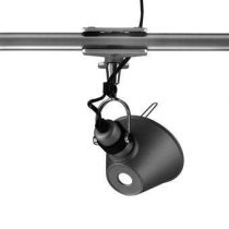 Artemide Tolomeo Micro Pinza Spotlamp Verlichting Grijs Aluminium