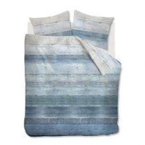 At Home Lived Dekbedovertrek 200 x 220 cm Slapen & beddengoed Blauw Katoen