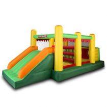 Avyna Happy Bounce Activity 7-1Springkussen Buitenspeelgoed Multicolor Kunststof