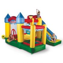 Avyna Springkussen Fun Palace 6-1 Buitenspeelgoed Multicolor Polyester