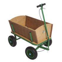 Axi Beach Wagon Bolderkar Buitenspeelgoed Bruin Hout