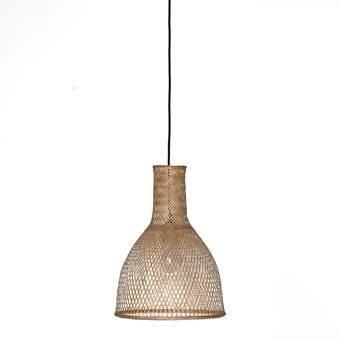 Ay Illuminate Bamboo M3 Hanglamp Verlichting Beige Bamboe