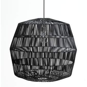 Ay Illuminate Nama 4 Hanglamp Verlichting Zwart Rotan