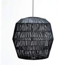 Ay Illuminate Nama 5 Hanglamp Verlichting Zwart Rotan