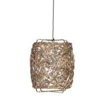 Ay Illuminate Z3 Bird´s Nest Hanglamp Verlichting Beige Bamboe