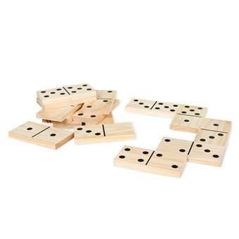 BS® Domino Buitenspeelgoed Bruin