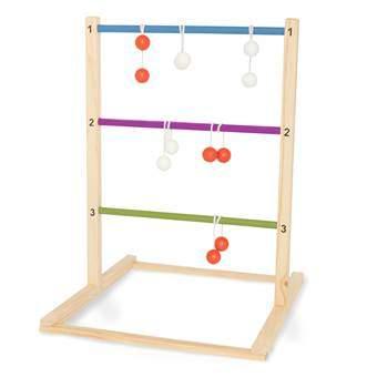 BS® Slingerspel Buitenspeelgoed Multicolor Hout