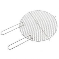 Barbecook Braadrooster Ø 50 cm Barbecue accessoires Zilver Staal