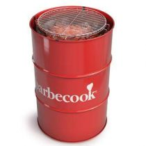 Barbecook Edson Barbecues Rood Emaille