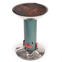 Barbecook Largo Barbecues Groen Emaille