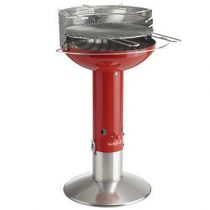 Barbecook Major Chili Barbecues Rood Emaille