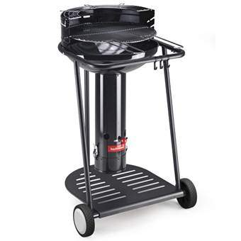 Barbecook Major Go Black Barbecues Zwart Emaille