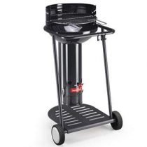 Barbecook Optima Go Black Barbecues Zwart Emaille