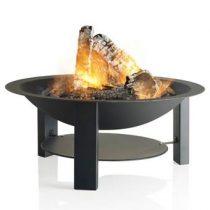Barbecook Vuurschaal Modern 75 cm Terrasverwarming Zwart Gietijzer