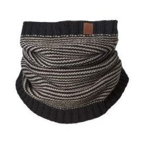 Barts David Col Fashion accessoires Zwart Textiel