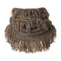 Barts Fawn Col Fashion accessoires Bruin Acryl