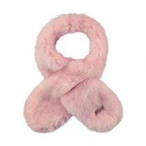 Barts Furry Kids Sjaal Fashion accessoires Roze Textiel