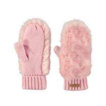 Barts Furry Kids Wanten Fashion accessoires Roze Fleece