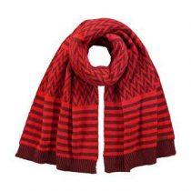 Barts Ground Sjaal Fashion accessoires Rood Acryl