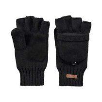 Barts Haakon Bumgloves Handschoenen Fashion accessoires Zwart Wol