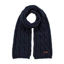 Barts JP Cable Kids Sjaal Fashion accessoires Blauw Textiel
