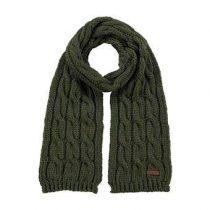Barts JP Cable Kids Sjaal Fashion accessoires Groen Textiel
