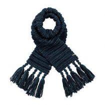 Barts Jasmin Sjaal Fashion accessoires Blauw Textiel