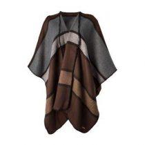 Barts Journey Poncho Fashion accessoires Bruin Acryl