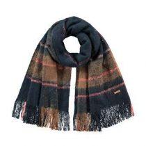 Barts Karma Sjaal Fashion accessoires Blauw Acryl