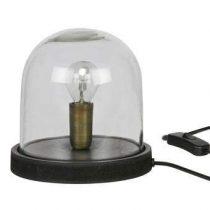 BePureHome Cover Up Too Tafellamp Verlichting Zwart Hout